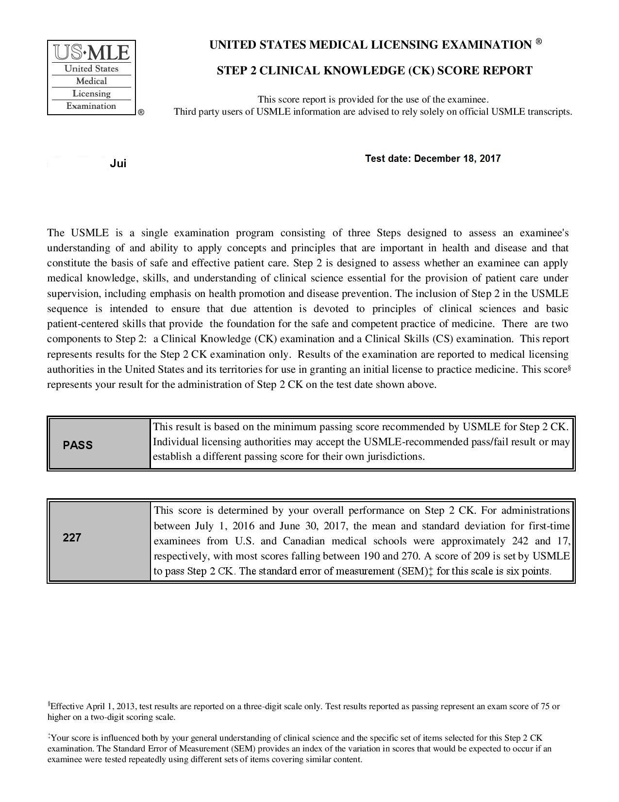 USMLE Step 2 CK | Step 2 CK Study Classes | USMLE Global, LLC